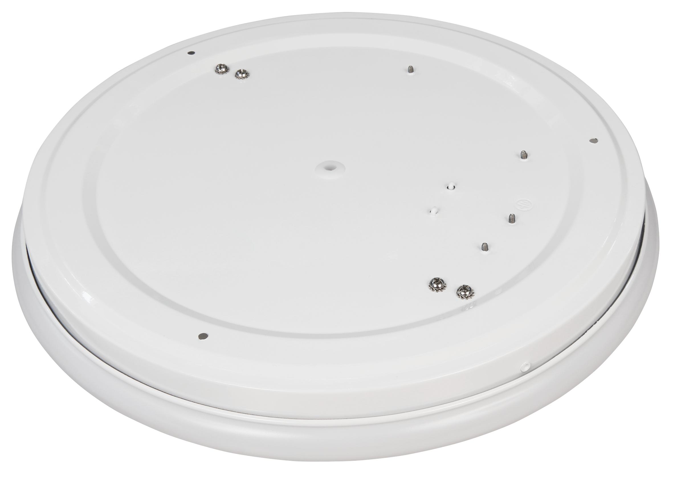LED-Deckenleuchte McShine ''Star'' Ø33cm, inkl. 2x 7W LED-Leuchtmittel