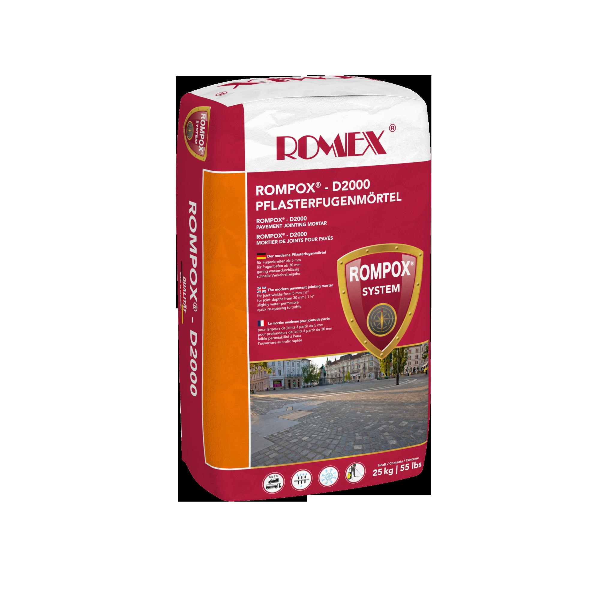 ROMPOX® - D2000 27,5 Kg
