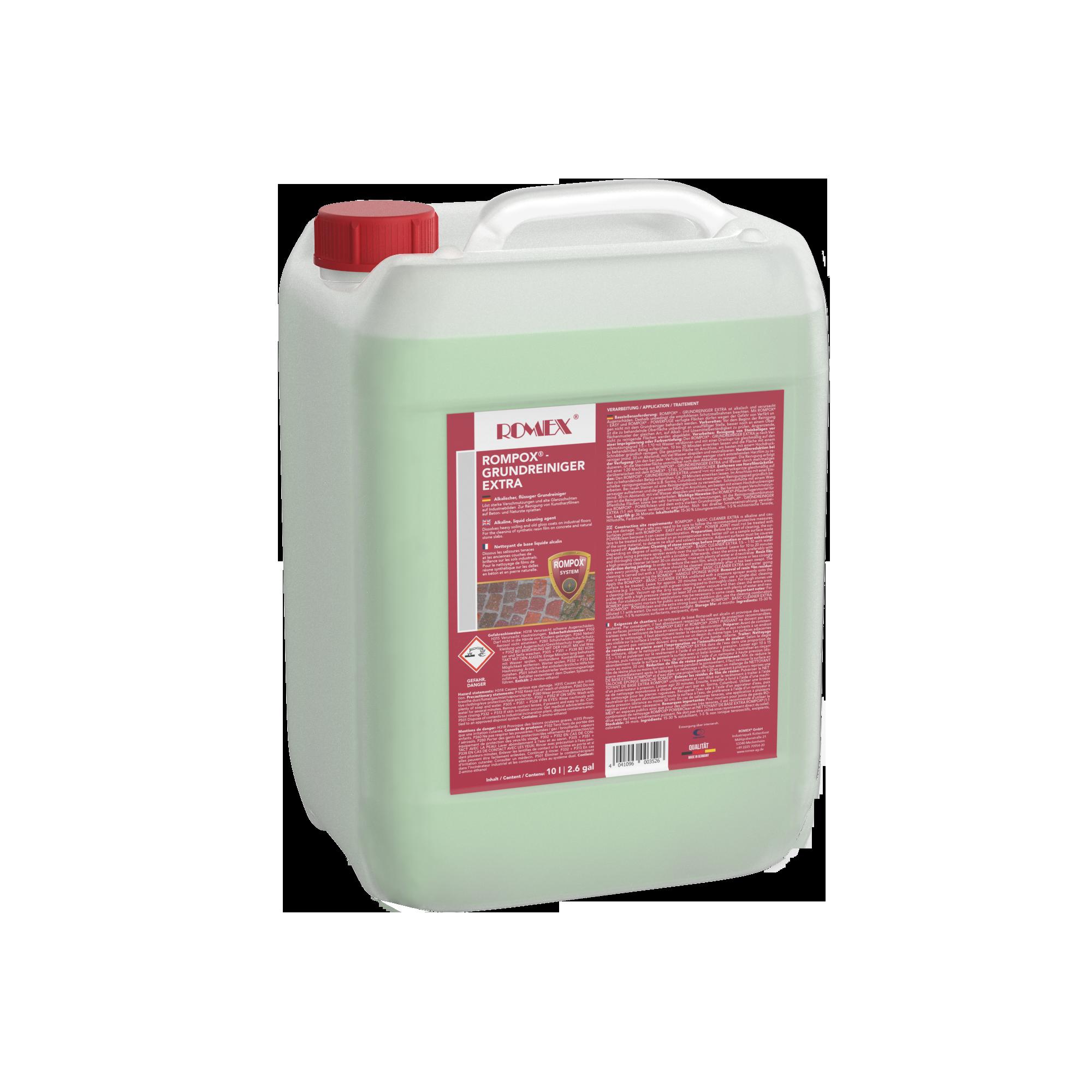 ROMPOX® - Grundreiniger 10 Liter