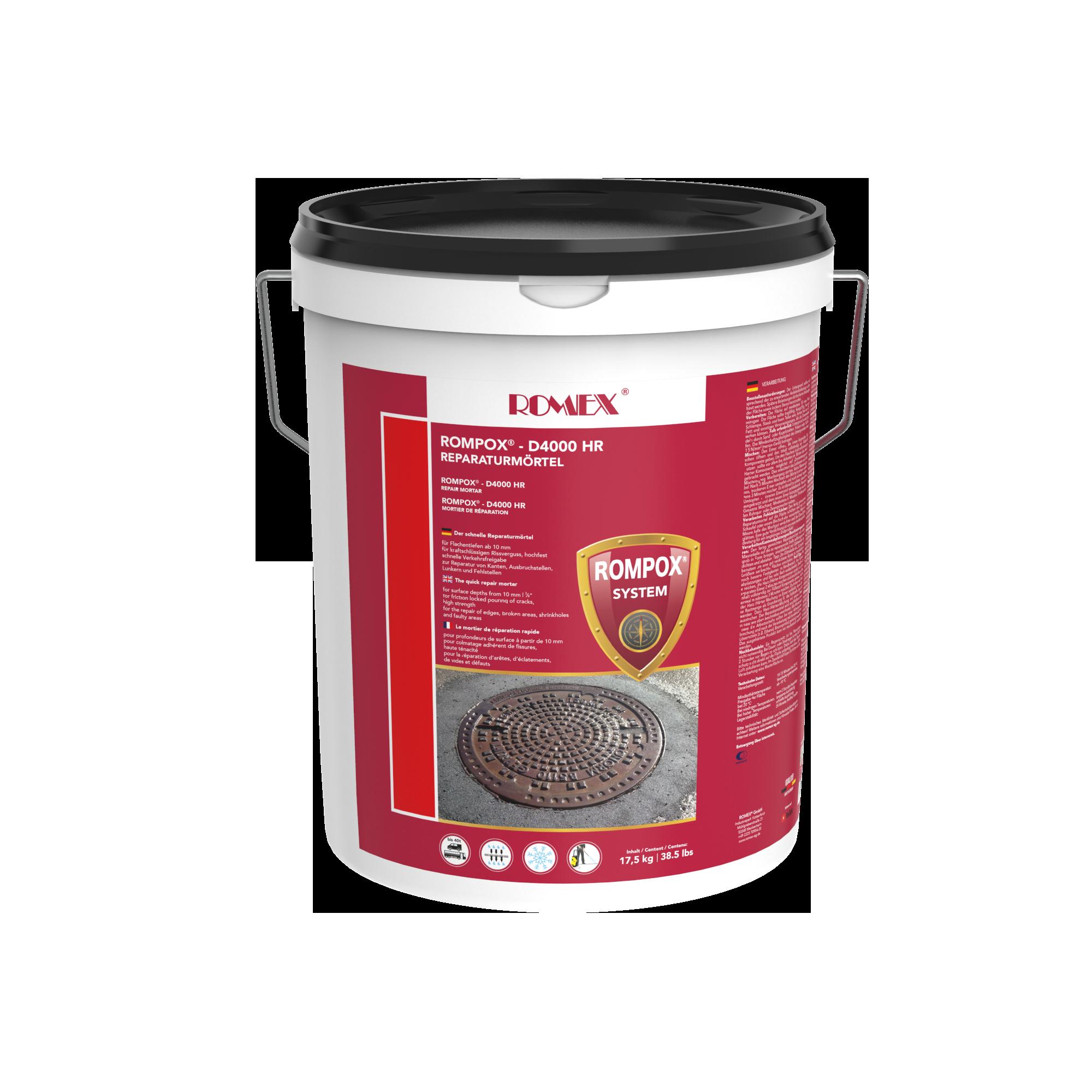 ROMPOX® - D4000 HR basalt