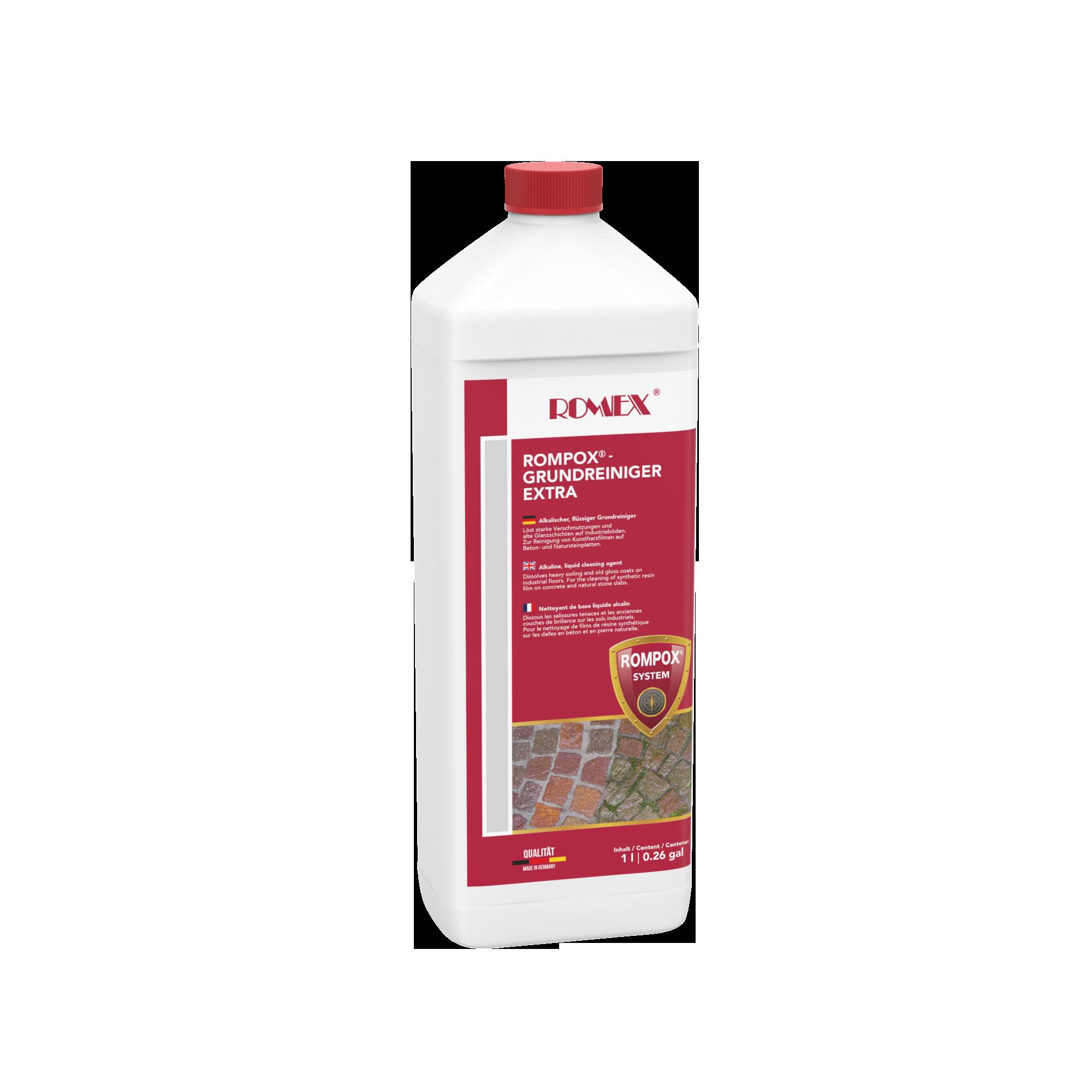 ROMPOX® - Grundreiniger 1 - 10 Liter