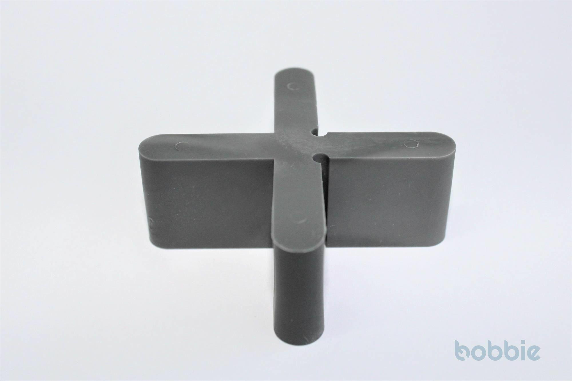 Flex-Fugenkreuz Kunststoff gummiert