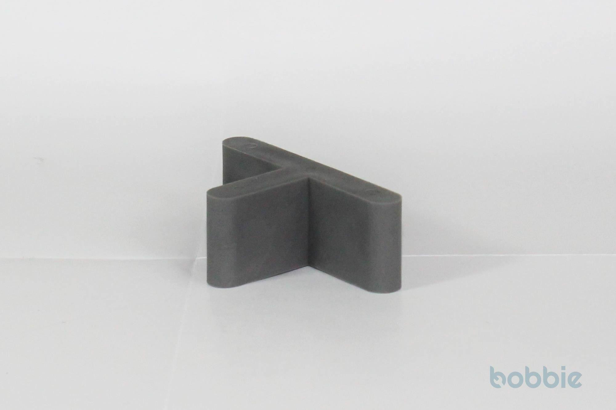 Fugen-T Kunststoff grau