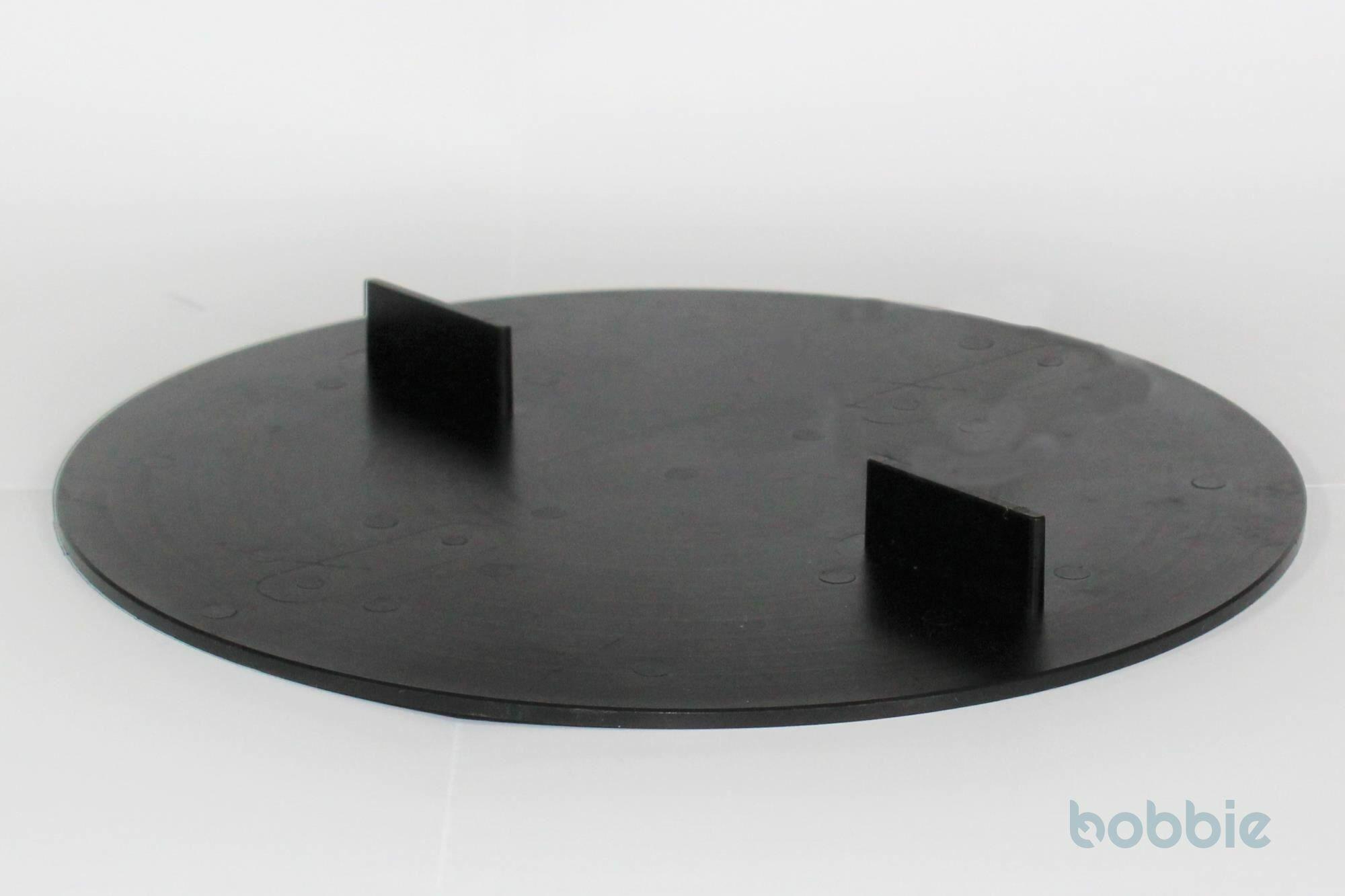 Scheibe f.Splitt-+Kiesbett, Kunststoff