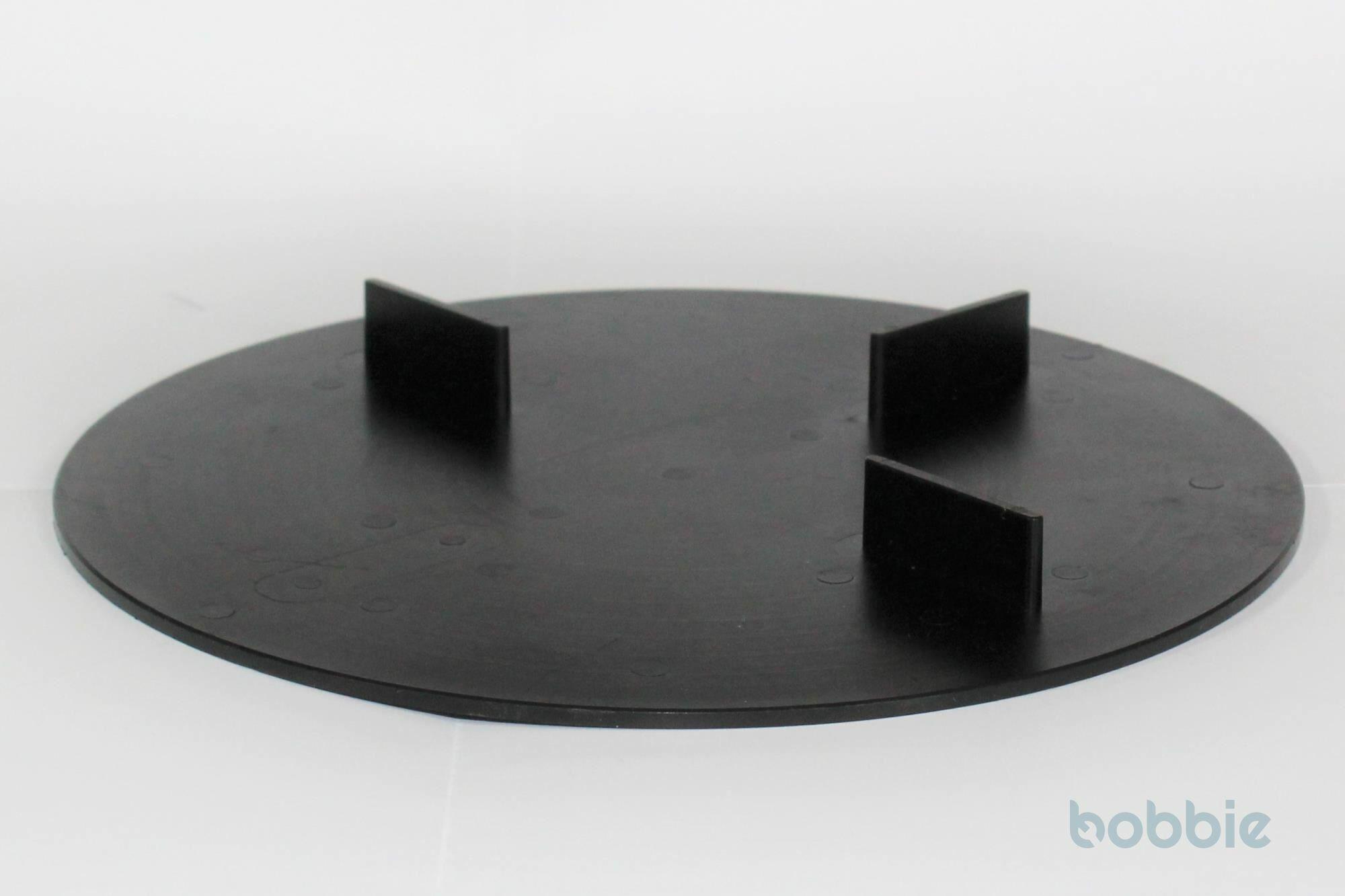 Platte Kunststoff