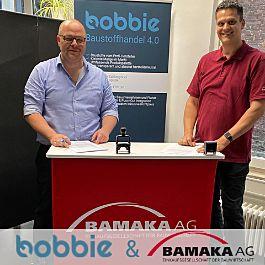 Wir arbeiten ab sofort mit der BAMAKA AG zusammen!