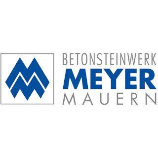 Betonsteinwerk Meyer Mauern